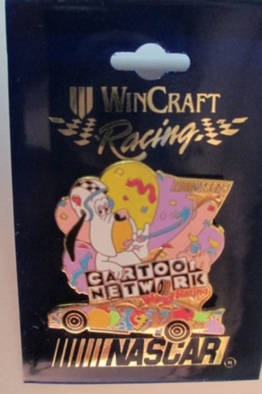 1999 Cartoon Wetwork Wacky Racing  Hat Pins / Jerry Nadeau  Hat Pin #2