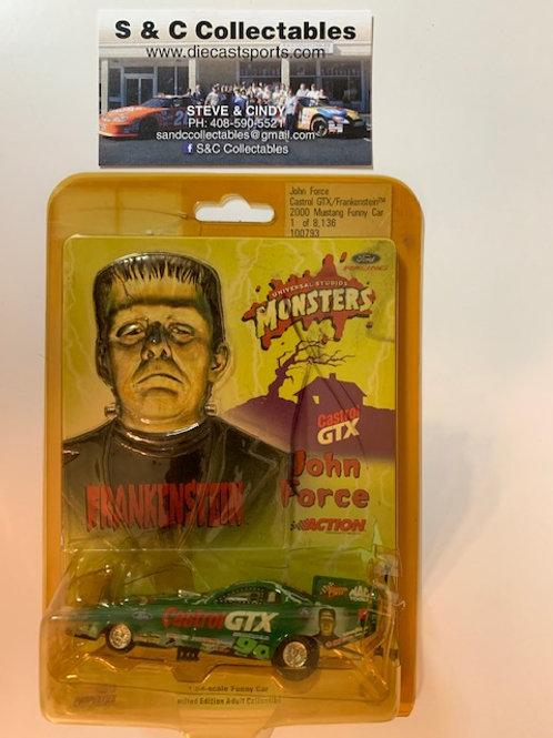 2000 Gastrol GTX Frankenstein Funny Car / John Force 1:64