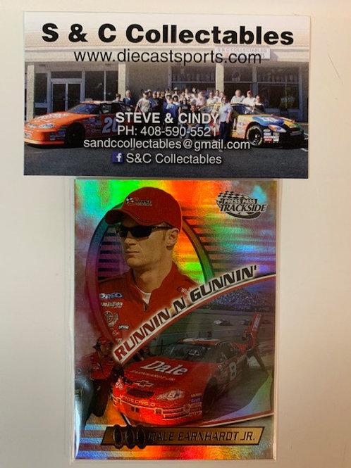 2000 Runnin N Gunnin' / Dale Earnhardt Jr.  Cards
