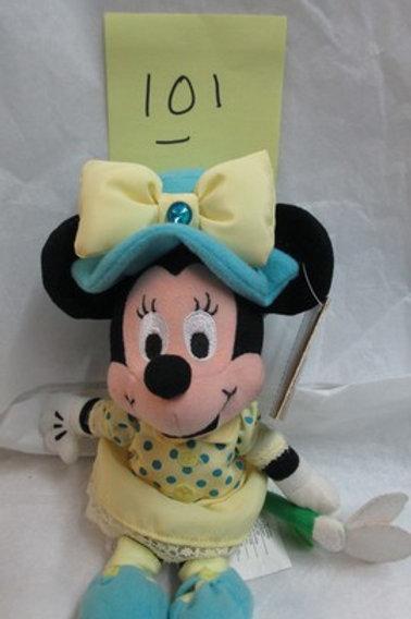 March Birthstone Minnie / Disney Beanies