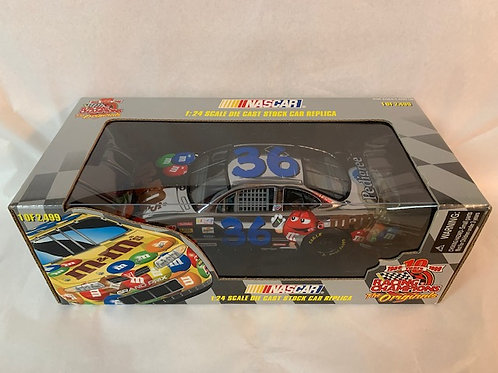 1999 M&M's Chrome  Car / Ernie Irvan  1:24  Shelf