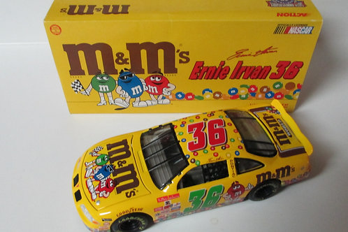 1998 M&M's 1st NASCAR / Ernie Irvan 1:24
