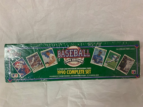 1990 Upper Deck Edition Complete Set  (Never Opened)  / Baseball Box# 43