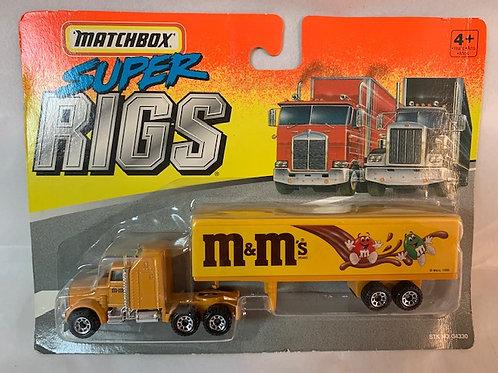 1998 M&M's 1st Super Rigs     / Ernie Irvan 1:64    Shelf