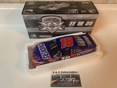 2011 Snicker's / Kyle Busch 1:24 Action #1