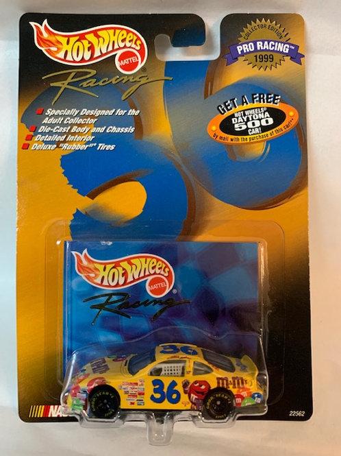 1999 M&M's Racing Daytona 500 Car / Ernie Irvan 1:64   Box#35