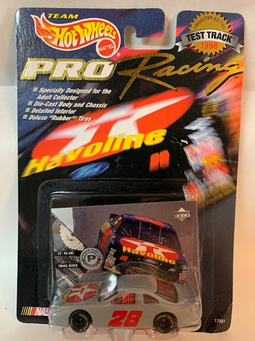 1998  Havoline-Texaco Test Car / Ernie Irvan 1:64 Box#35