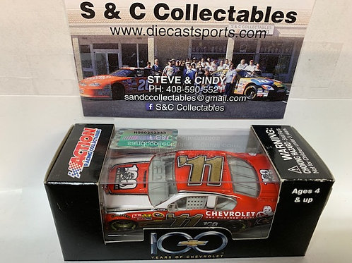 2011 Chevrolet 100th Anniversary / Event Cars 1:64