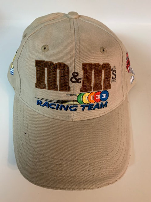 2001 M&M Light Brown  Hat  (NEW)  / Ken Schrader Hat#5