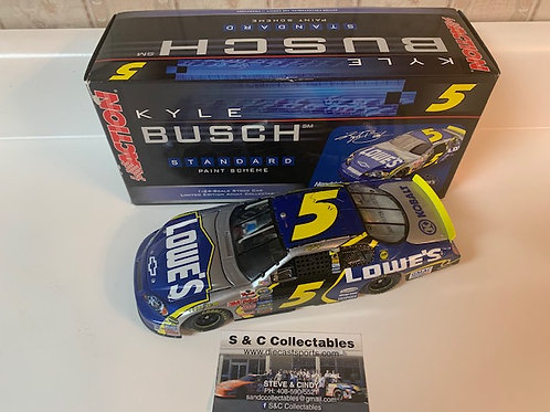 2006 Lowe's / Kyle Busch 1:24 Action #2