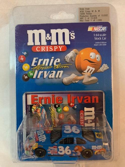 1999 M&M's Crispy  / Ernie Irvan 1:64 Box#13