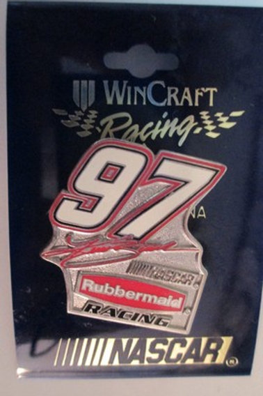 2002 Rubbermaid Racing Hat Pins / Kurt Busch  Hat Pin #2