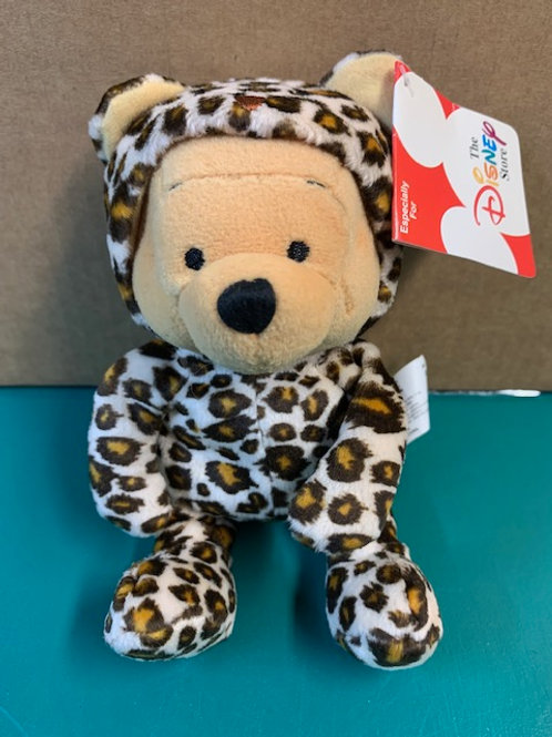 Disney Beanies Willie the Pooh Leopard