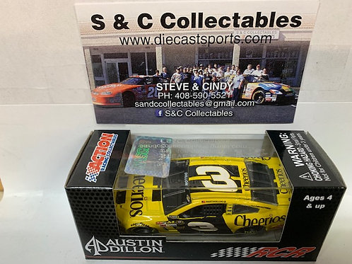 2014 Cheerios (Rookie Car) / Austin Dillon 1:64