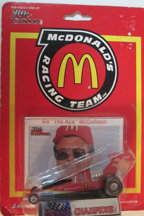 1992 McDonald NHRA / Ed McCulloch 1:64