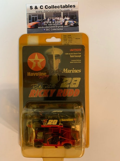 2000 Texaco Armed Forces -Marines (Total Concept) / Ricky Rudd 1:64