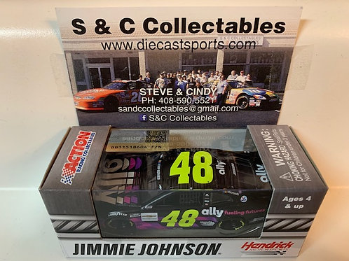 2020 Ally Fueling Futures / Jimmie Johnson 1:64