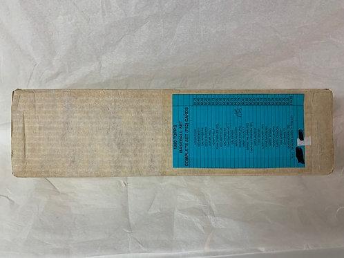 1990 Topps Baseball 792 Card Complete Set / Baseball Box# 43