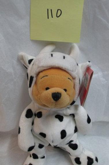 Cow Pooh / Disney Beanies