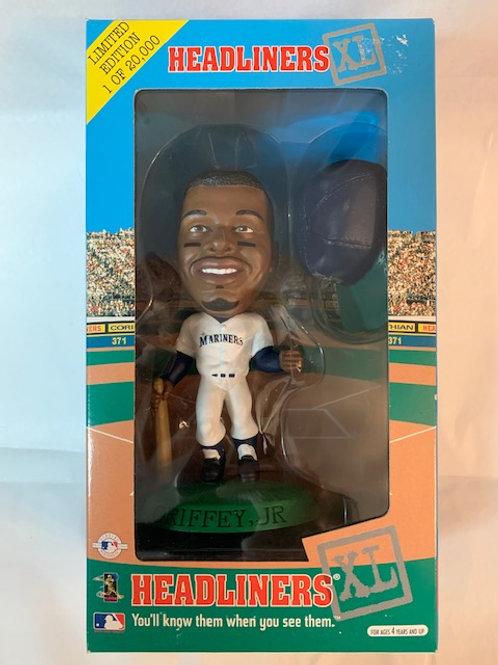 1998 Ken Griffey Jr. Seattle Mariners Headliners / Baseball  Box#52