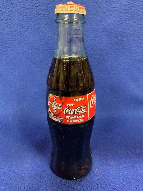 1999 Coca-Cola Coke Bottle / Nascar