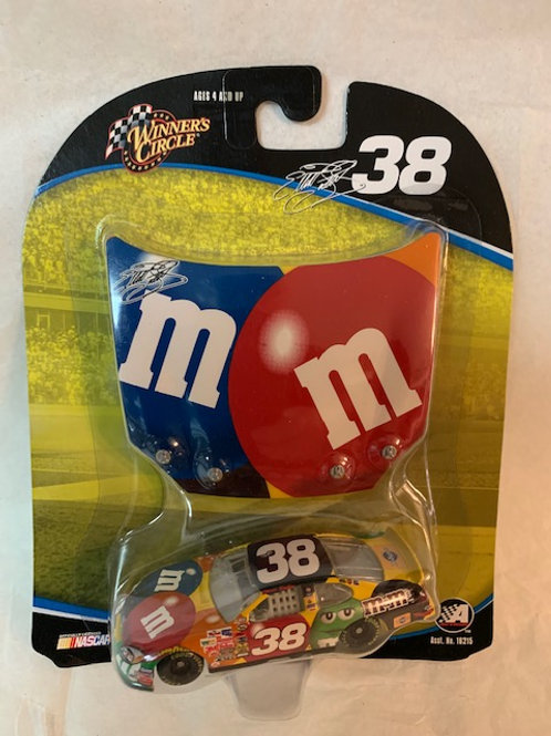 2004 M&M's with Hood Magnet / Elliott Sadler 1:64 Box#14