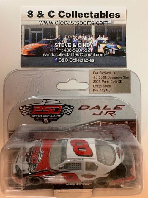 2006 250th Consecutive Start / Dale Earnhardt Jr. 1:64