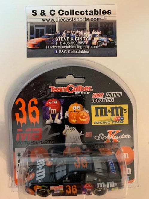 2002 M&M's - Halloween / Ken Schrader 1:64