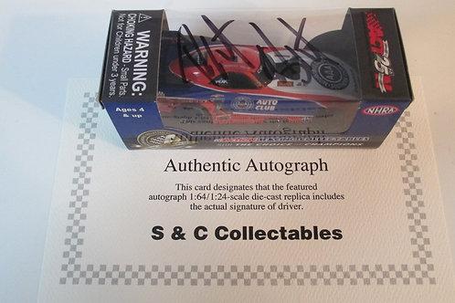 2017 Autograph AAA of So California Funny Car / Robert Hight 1:64 Shelf# A