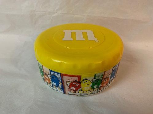 2002 M&M All Character Plastic  Candy Dish / M&M Stuff Shelf