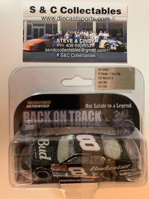 2006 Budweiser 3 Days of Dale / Dale Earnhardt Jr. 1:64  Box# FFF