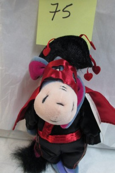 "Valentine Eeyore 9"" / Disney Beanies"