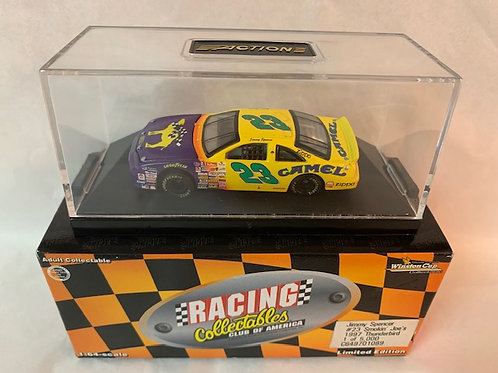 1997 Smokin' Joe's / Jimmy Spencer 1:64  Shelf