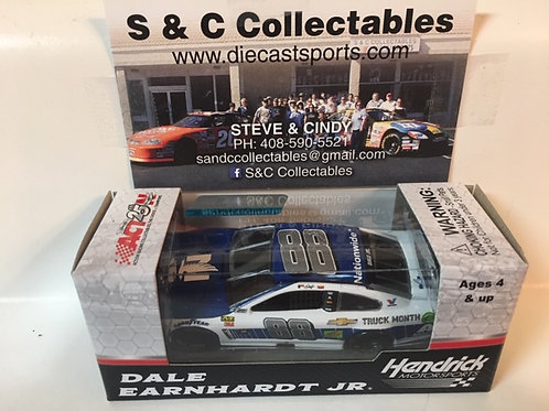 2017 Nationwide Chevy Truck Month / Dale Earnhardt Jr. 1:64