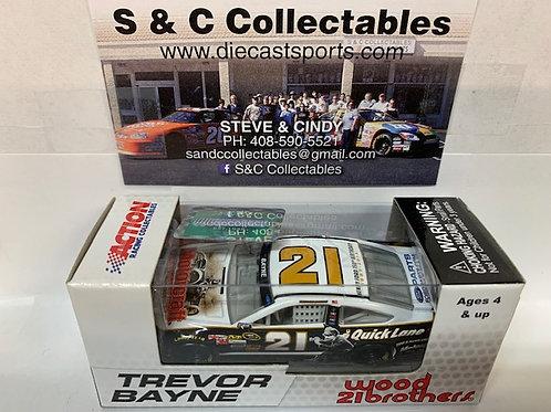 2013 Motocraft Ford Hall of Fame / Trevor Bayne 1:64