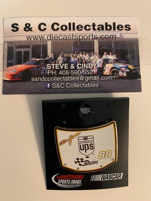 2003 UPS Racing Hat Pins / Dale Jarrett  Hat Pin #7