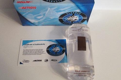 2005 UPS Race-Used Sheet Metal / Dale Jarrett 1:24