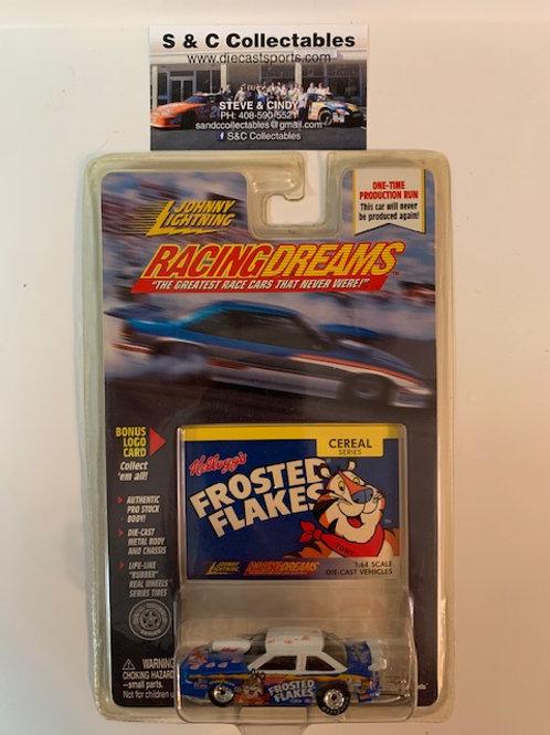 1999 Kellogg's Frosted Flakes  / Johnny Lightning - Hot Wheels 1:64 Box#40