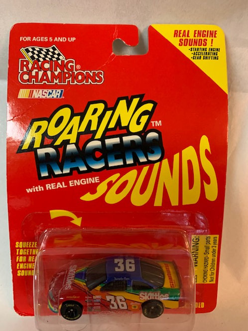 1998 Skittles Roaring Sounds Sorry Sound not working / Ernie Irvan 1:64 Box# 40