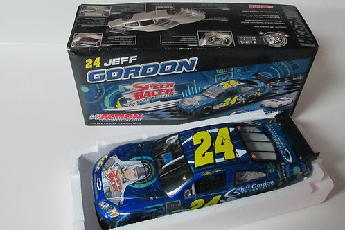 2009 Jeff Gordon Foundation Speed Racer / Jeff Gordon 1:24