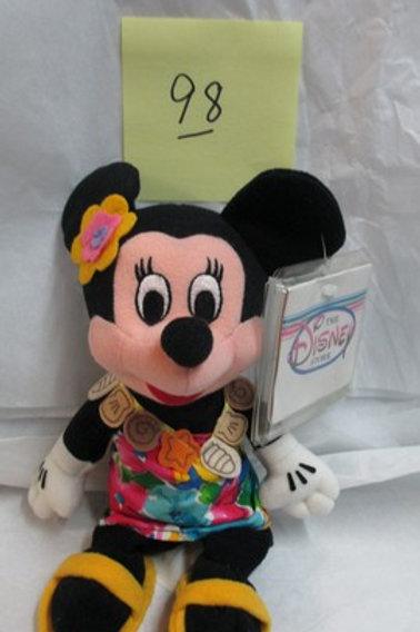 Tropical Island Minnie / Disney Beanies