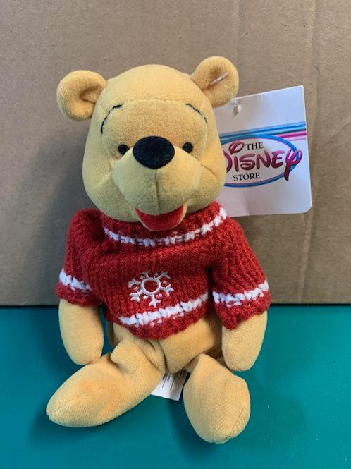 Disney Beanies Winnie the Pooh Snowflake Sweater