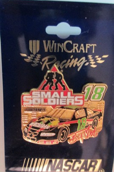 1999 Small Soldiers Hat Pins / Bobby Labonte  Hat Pin #2