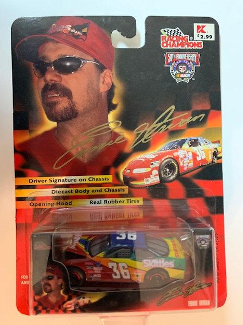 1998 Skittles-Starburst Driver Signature / Ernie Irvan 1:64   Box# 40
