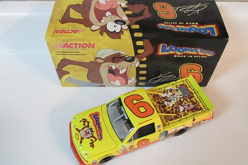 2003 Looney Tunes The Taz Race Truck / Kevin Harvick 1:24