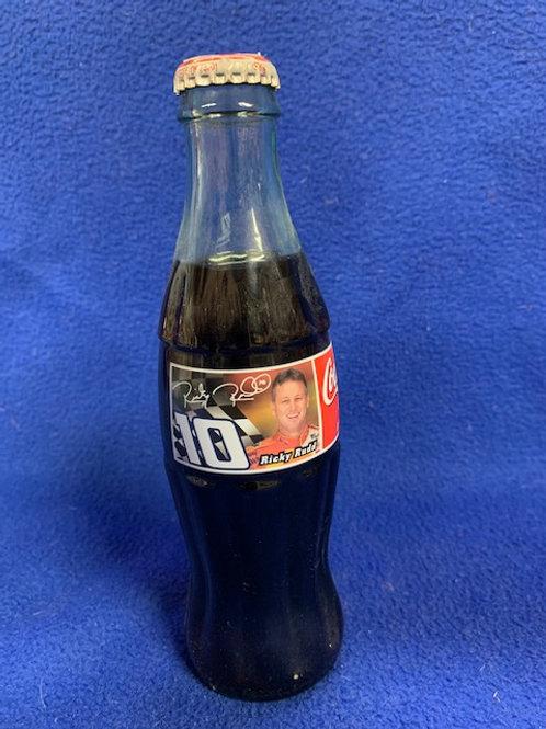 1998 Coca-Cola Coke Bottle / Ricky Rudd