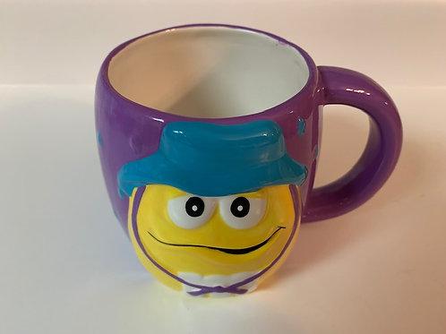 2001 M&M Ceramic Rainy Day  3D Coffee Mug /M&M Stuff Glass#6
