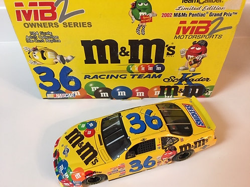 2002 M&M's - MB2  Owners Series / Ken Schrader 1:24