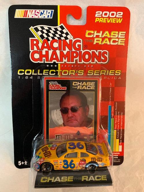 2002 M&M Chase the Race / Ken Schrader 1:64 Box# 3