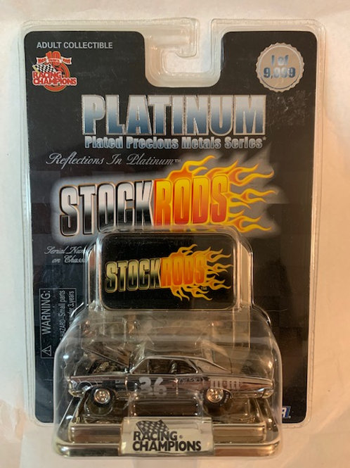 1999 M&M Stock Rods Precious Metals Series Platinum  / Ernie Irvan 1:64 Box#15